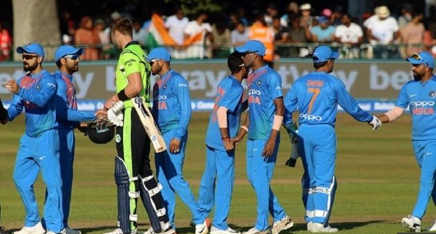 India vs Ireland: 2nd T20I India win by 143 runs to complete 2-0 whitewash