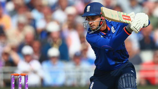 Alex Hales helps to England beat India by 5 wickets level the series 1-1