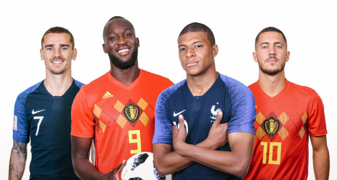 France vs Belgium Semi Final: How to watch , Line ups , Preview