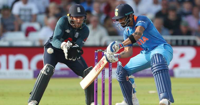 India vs England 2nd ODI England beat India by 86 runs , Dhoni Scored 10K ODI runs
