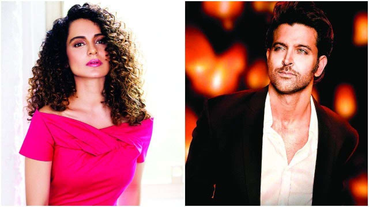 Kangana vs Hrithik looking back again Manikarnika to clash with Super 30 in Jan