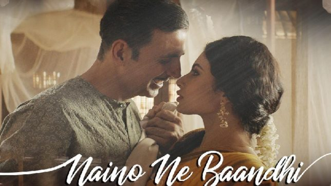 Naino Ne Banndhi Song Gold Movie, Watch Video Mouni Roy's Romance