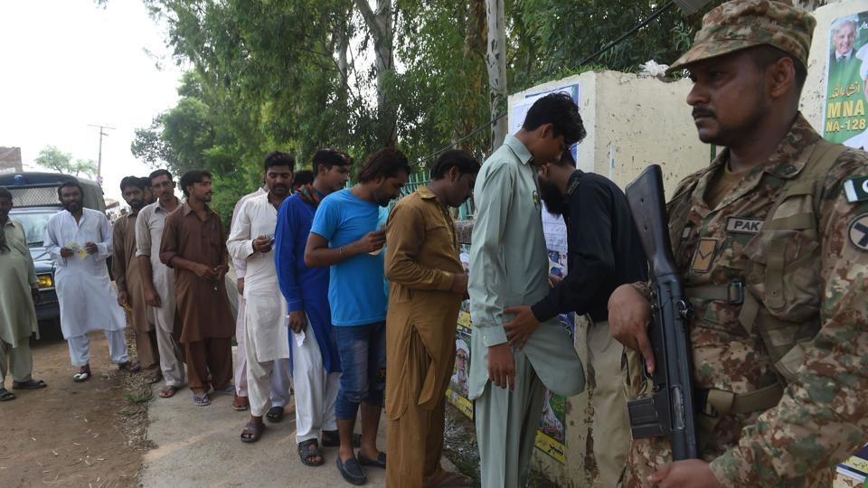 Pakistan Election 2018: 31 killed in attack near polling station