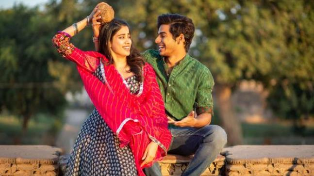 "Remake of Marthi Movie ""Sairat"", Dhadak Box office collection day 3"