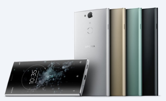 Sony Xperia XA2 Plus with 6 inch FHD Display, 23MP Rear Camera