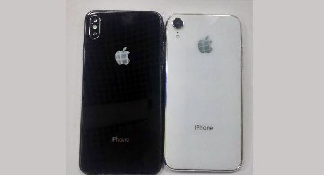 iPhone X Plus 6.1 and 6.5 inch 2018 Dummies Units Surface Leaked Image