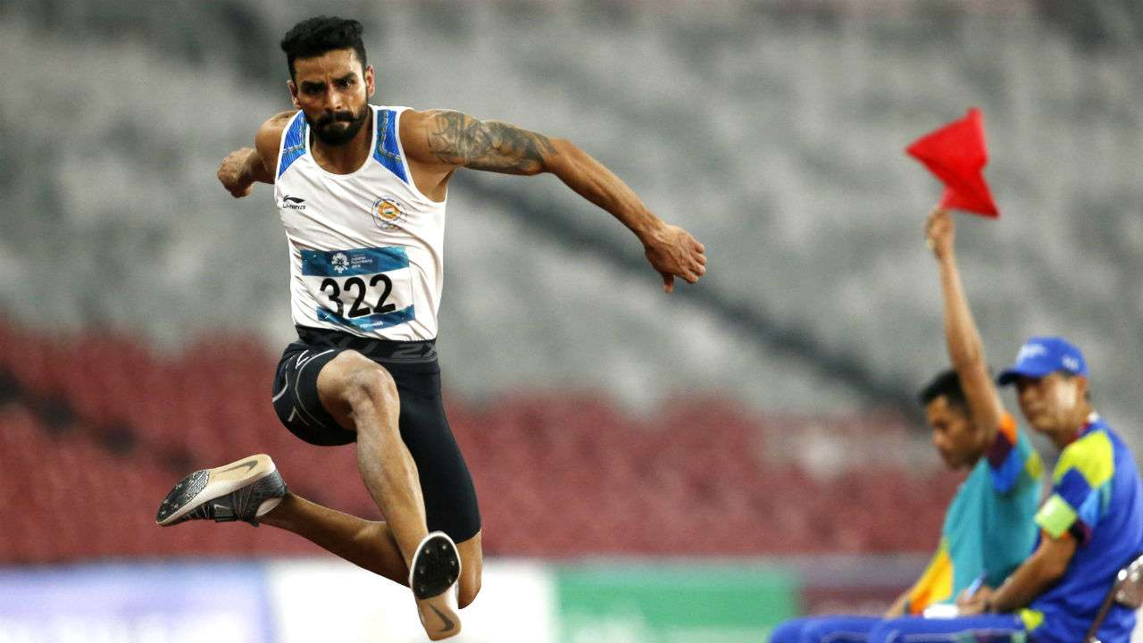 Aisan Games 2018: Arpinder Singh wins gold in men's triple Jump