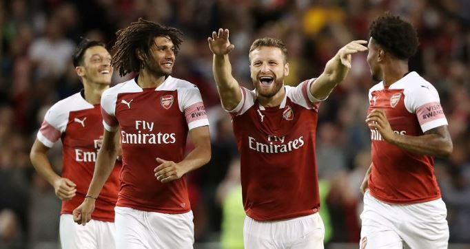Arsenal beat Chelsea on penalties by 6-5 in International Champions Cup