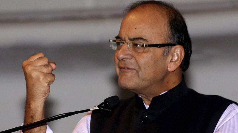 Arun Jaitley back as Finance Minister after 3 months break for Surgery
