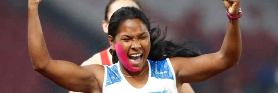 Asian Games 2018: Swapna Barman won India's first ever gold in Heptathlon