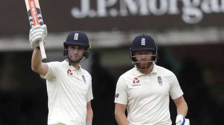 Chris Woakes marked his return to Test cricket with a fantastic maiden century handling England a massive advantage over a beleaguered India in the second match on Saturday