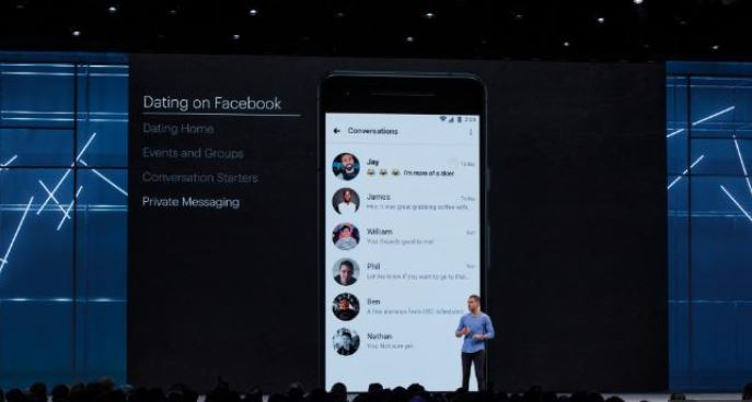Facebook is started working on Dating app ,Internally Testing with employee
