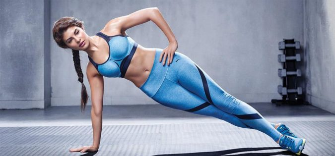 Jacqueline Fernandez's Five essential suggestion for fitness Wardrobe