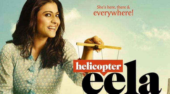 Kajol starrer's Helicopter Eela Trailer, Role of Single mother