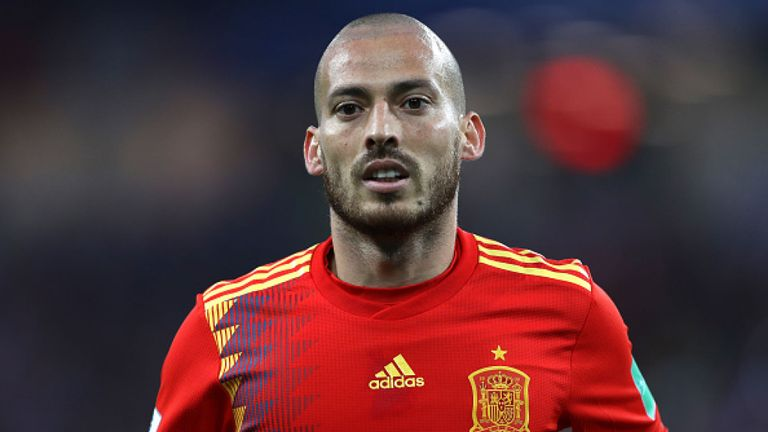 Midfielder David Silva retires from Spain International Football