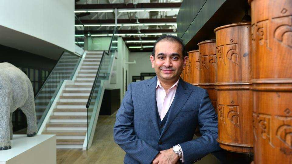 Nirav Modi presence in the United Kingdom CBI Confirmed