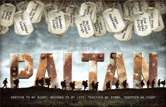 Paltan movie first look posters out, Meet JP Dutta's new film