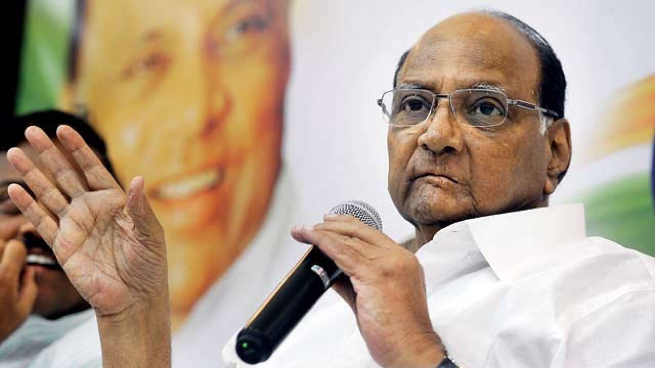 Sharad Pawar's Math on who should be PM is not good news for Rahul Gandhi