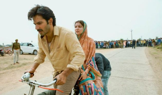 Sui Dhaaga First official poster out, Anushka and Varun are in Desi Look
