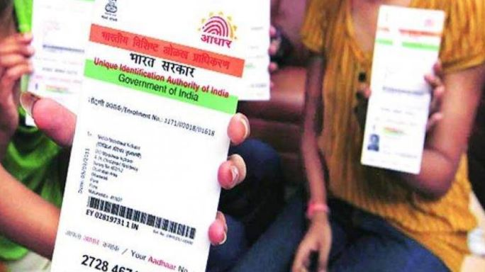 UIDAI warning people not to share Aadhar number after TRAI chief's challenge