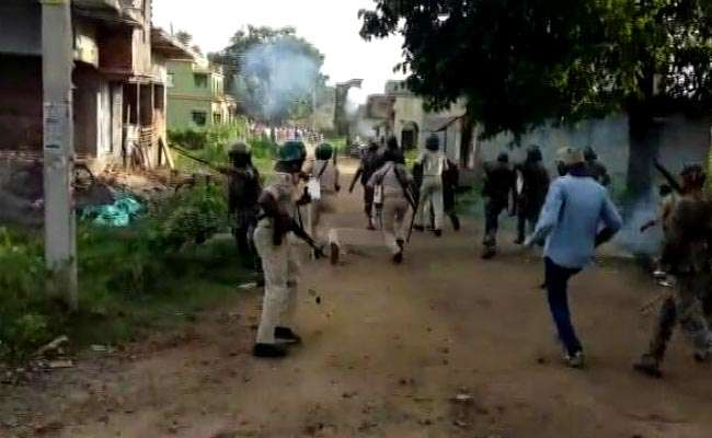 five Police Clash with Jharkhand Villagers during Eid in Pakur