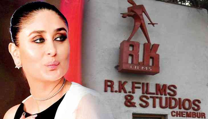 kareena Kapoor Khan gets Nostalgic as RK Studio goes up for sale