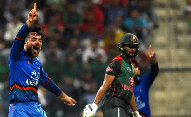 Asia Cup 2018 6 Match: Afghanistan beat Bangladesh by 136 runs