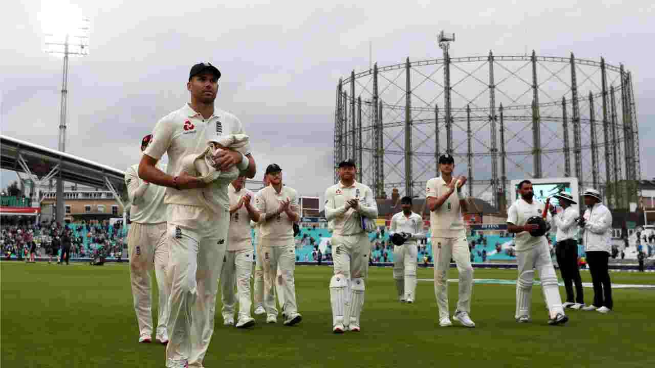 England's Cricketer James Anderson ends determined retirement rumour