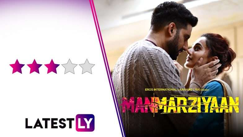 Manmarziyaan Movie Review: Confusing and Complicated love triangle