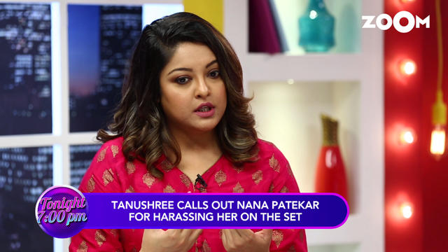 Tanushree Dutta sexual harassment: Nana Pateker send Legal Notice,