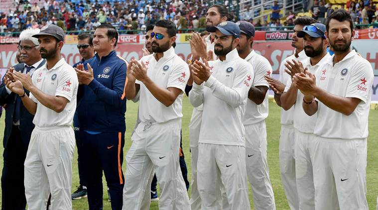 BCCI name 18 Player Test squad for Australia tour, M Vijay and Rohit Sharma Return