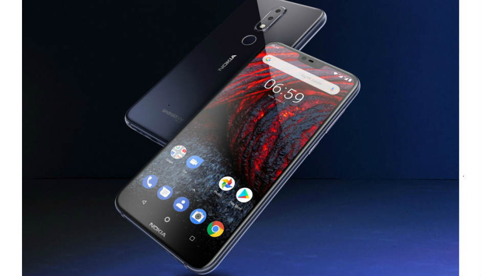 HMD Global start Rolling out Android 9 Pie stable update for Nokia 6.1