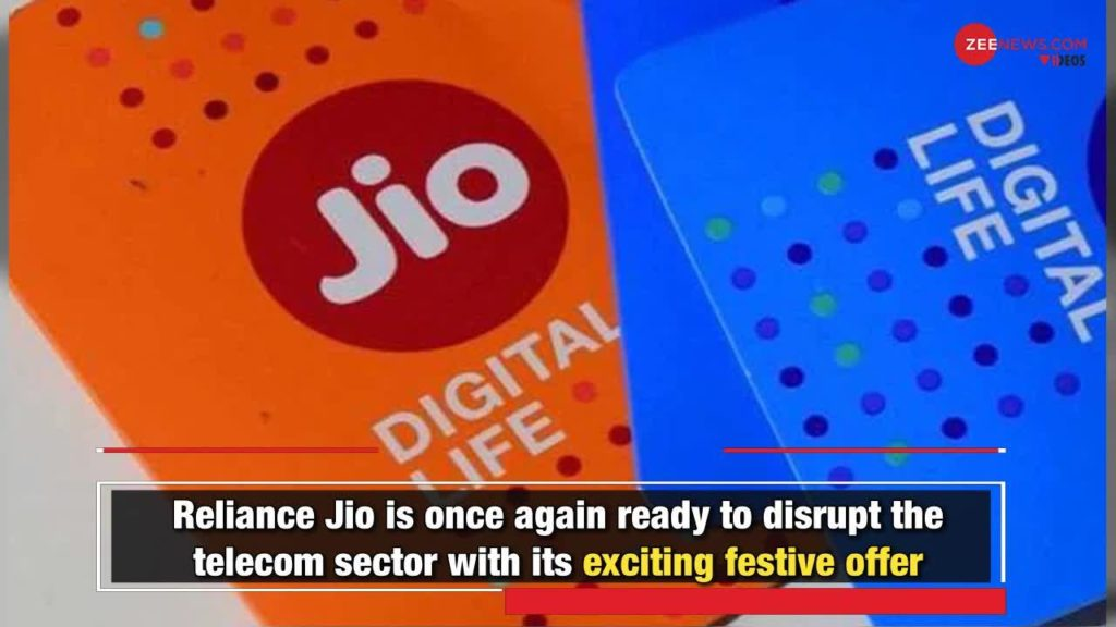 Reliance Jio Offers 100% cashback for Diwali Festive Plan of Rs 1699
