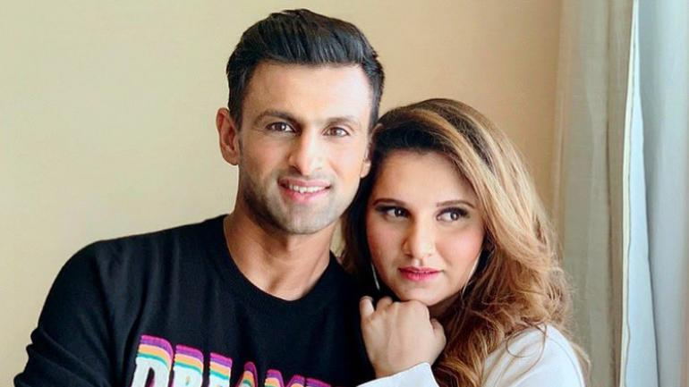 Sania Mirza and Shoaib Malik Become proud parents to a baby boy