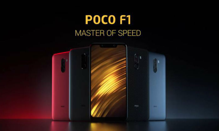 Xiaomi Poco F1 Rosso Red Variant Launched on Oct 11, available in Flipkart