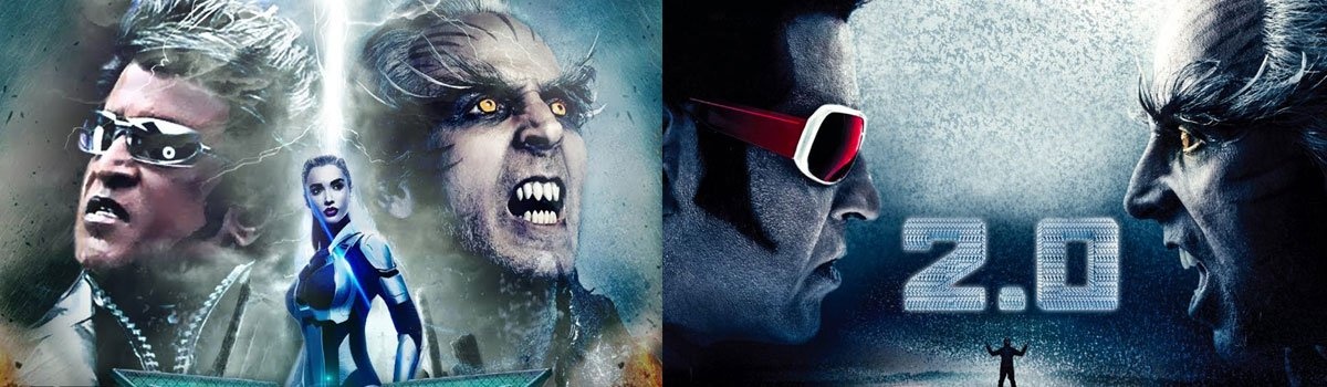 2.0 Movie Reviews: Rajinikanth and Akshay Kumar's 2.0 first half Confusing