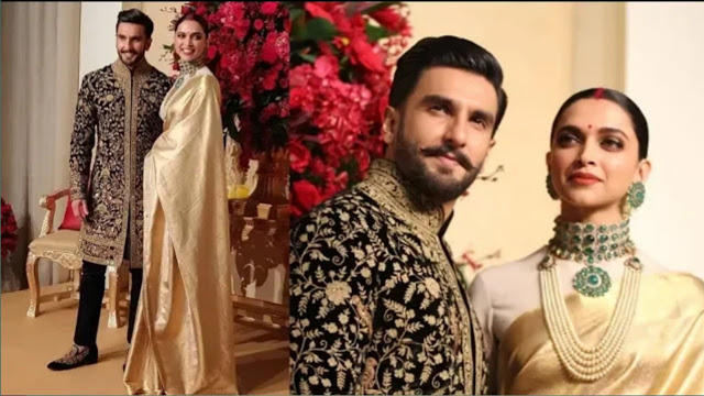 Deepika Padukone, Ranveer Singh Wedding Reception: Photos Inside