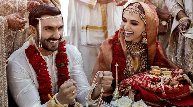 Deepika and Ranveer Singh are Marrired, Share official Pictures