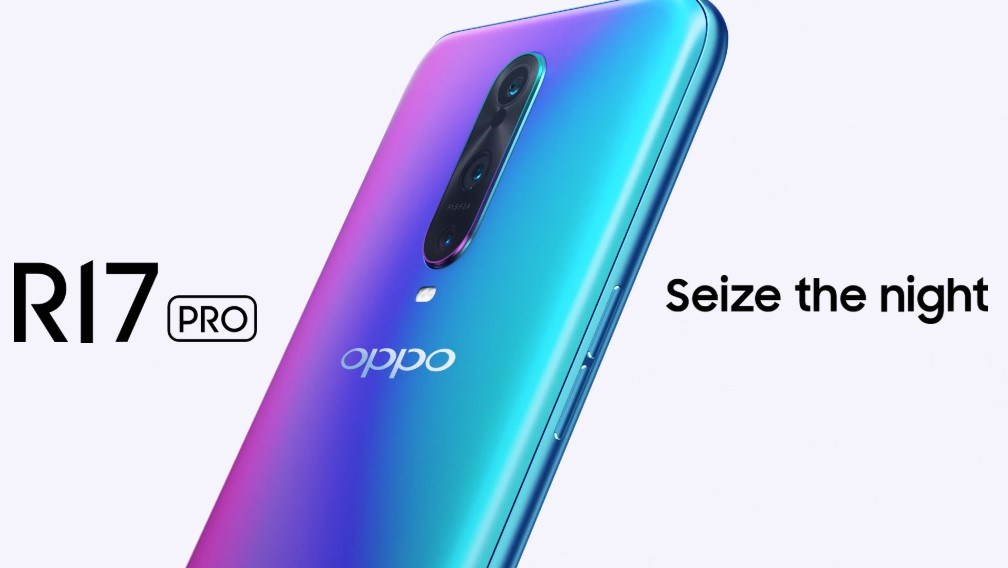 Oppo Launch R-series in India, Oppo R17 Pro India Launch with Triple Rear Camera