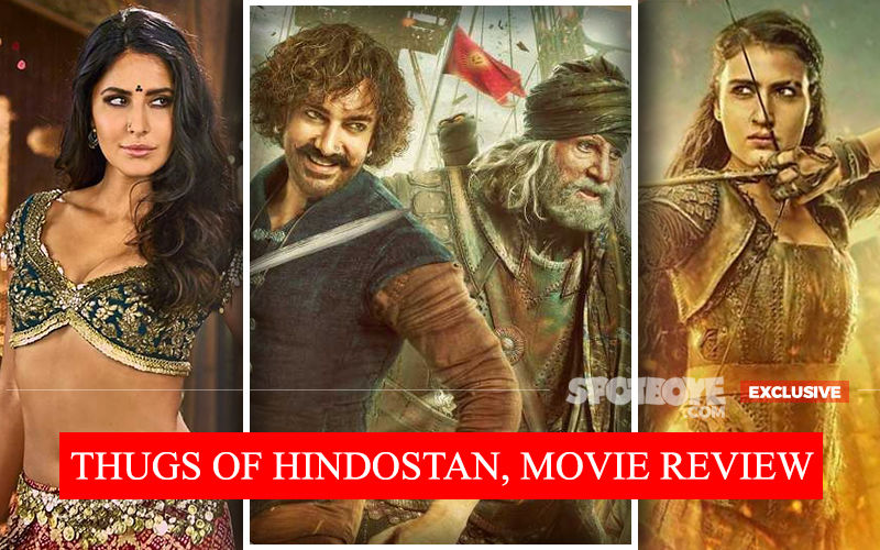 Thugs of Hindostan Review: Aamir Khan's weakest film in years