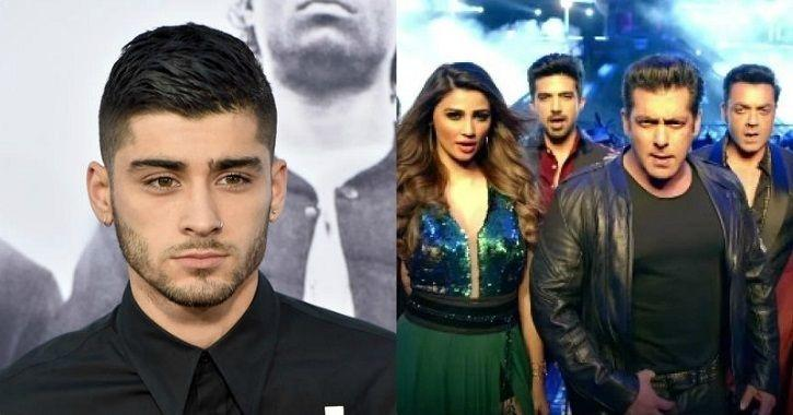 Zayn Malik sahres his cover of Allah Duhai Hai from Race 3