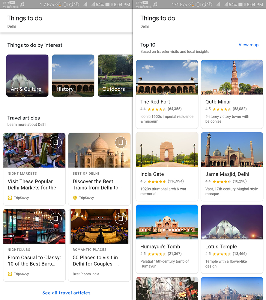 Google Assistant can Help you to track Flights, Plan Vacations