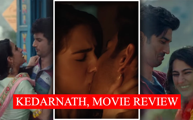 Kedarnath Movie Review: Sushan Sungh Rajput, Sara Ali Khan Love Story