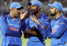 MS Dhoni return in T20I team & Hardik Pandya back in Indian ODI squad