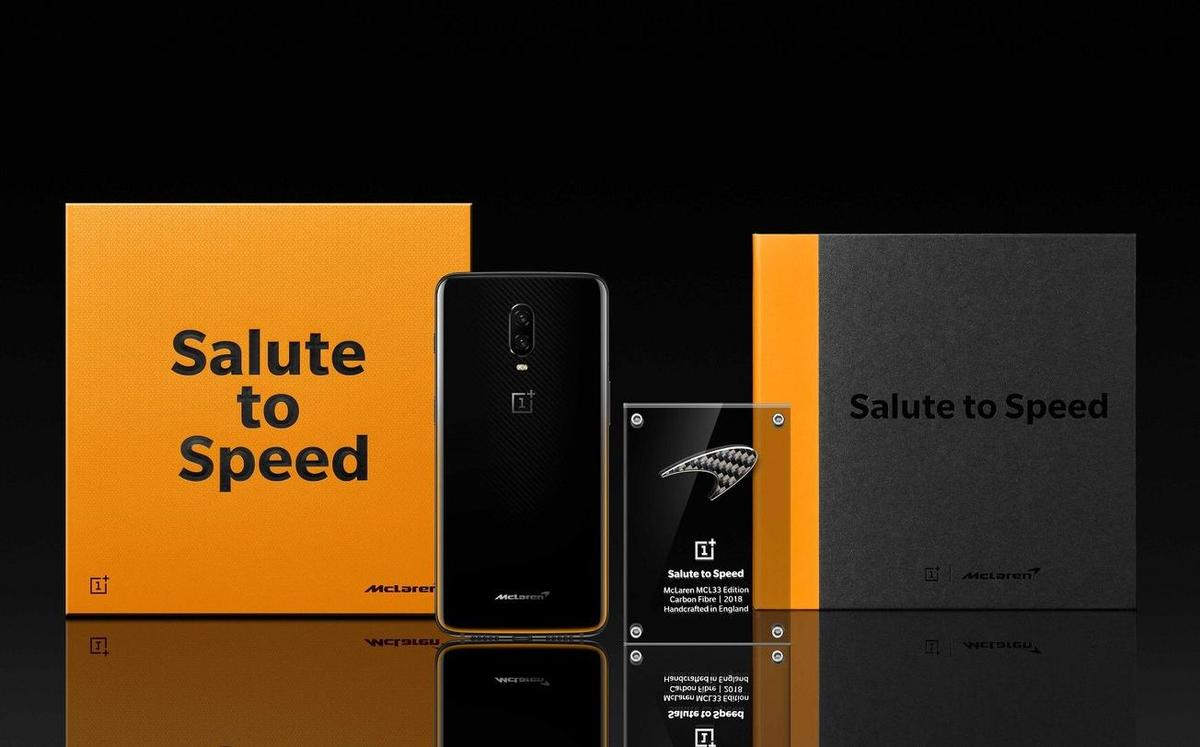 OnePlus 6T McLaren Edition Launched: Price, Full Specifications
