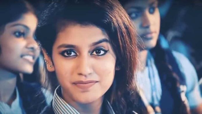 Priya Prakash Varrier, The Malayam Actor who swooned India's heart with a Wink has now become the most searched personality of the year, As per the Google India.