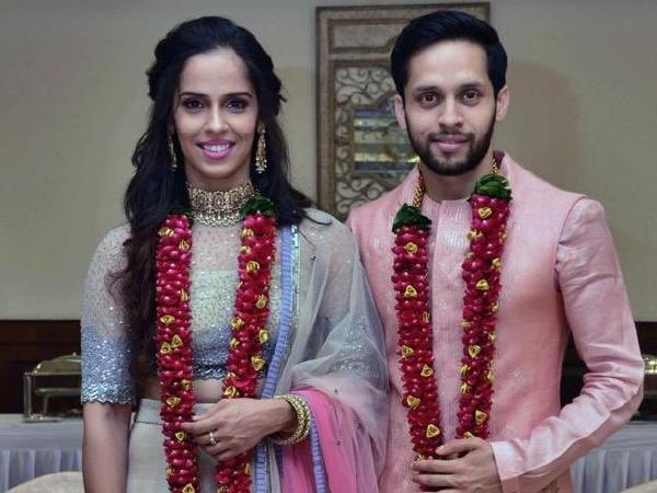 Saina Nehwal ties the knot with Parupali Kashyap: Best Match of My Life