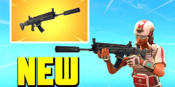 Fortnite suppressed Sniper Rifle to be introduced to Fortnite Battle Royale
