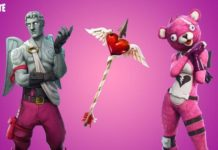 Fortnite's Share Love event with Challenge & rewards in Valentine's Day 2019