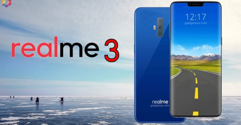 Realme 3 Full Specification & Reviews, Price in India